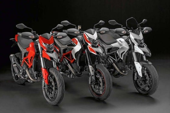 Ducati Hypermotard e Hyperstrada