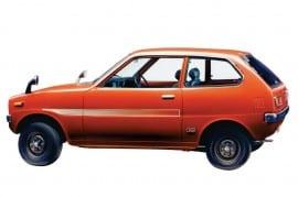 Mitsubishi Minica 1973