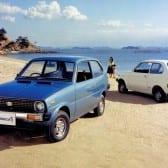 Mitsubishi Minica 1977