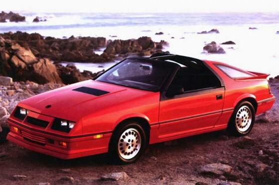 Dodge Daytona Turbo Z T-Top