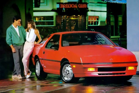 Dodge Daytona Shelby Z