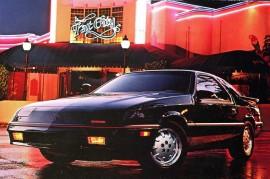 Dodge Daytona Shelby Turbo