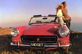 MG Midget MkIII