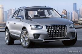 Audi Cross Coupe