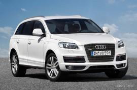 Audi Q7 4.2 TDI quattro/Standbild