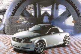 Audi TT conceito 1995