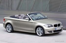 BMW 1 Cabrio 2008