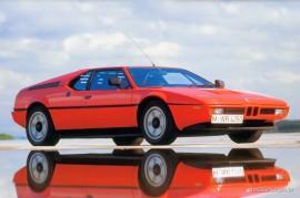 BMW M1 1979
