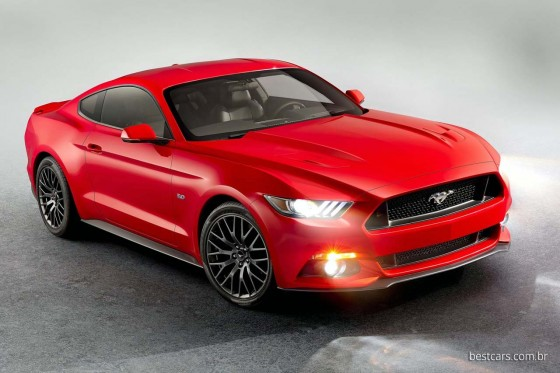 Ford Mustang GT 03