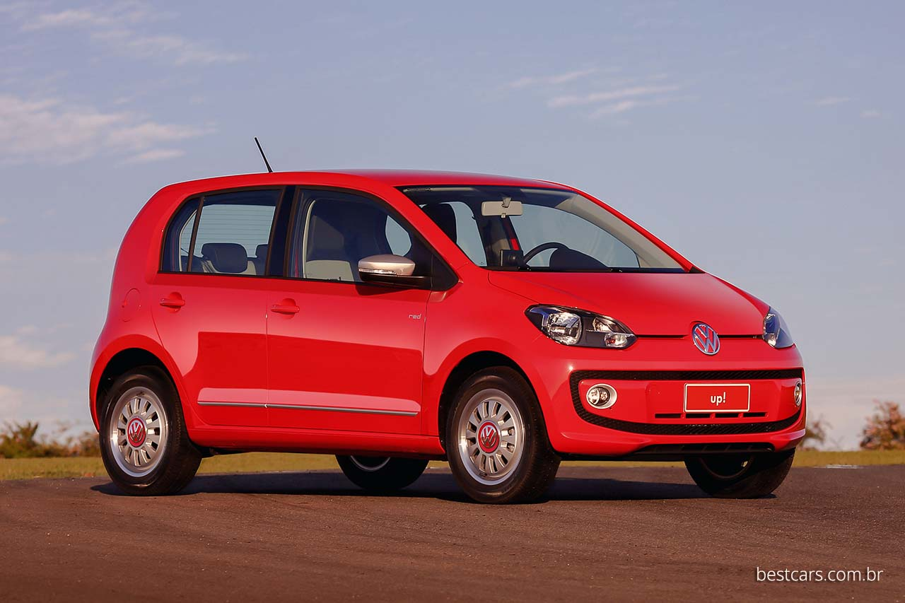VW Red Up