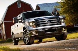 Estados Unidos: Ford Série F