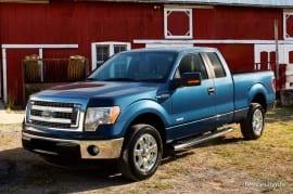 Canadá: Ford Série F