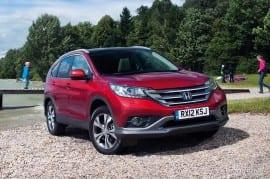 Estônia: Honda CR-V