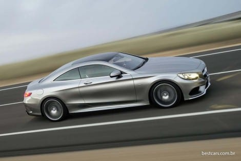 Mercedes-Benz S Coupe 05