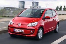 Dinamarca: Volkswagen Up