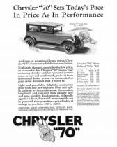 Chrysler 70