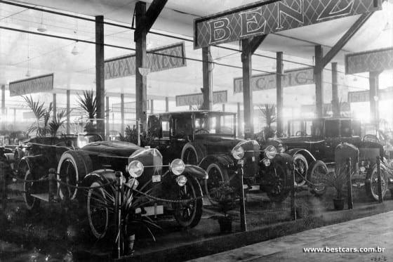 1924 Mercedes