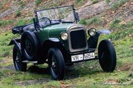 1925- Opel Laubfrosch
