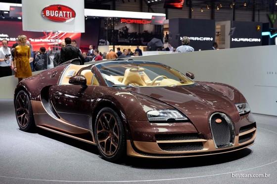 Bugatti Veyron Grand Sport Vitesse Rembrandt 17