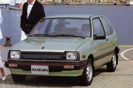 Suzuki Swift 1984
