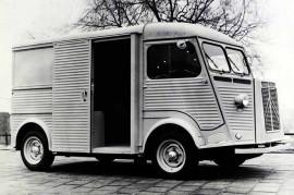 Citroen H Van