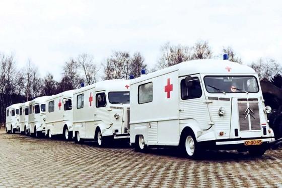 Citroen H Van Ambulance Currus