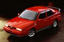 Alfa Romeo 155 TI-Z Zagato