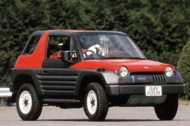 Toyota RAV4 1989