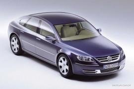 Volkswagen Concept D 1999