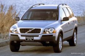 Volvo XC90 2002
