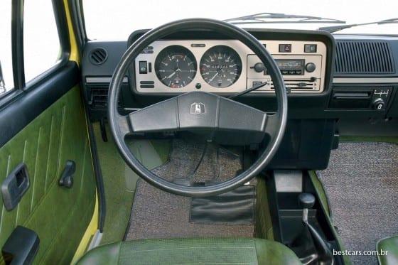 VW Golf 1974