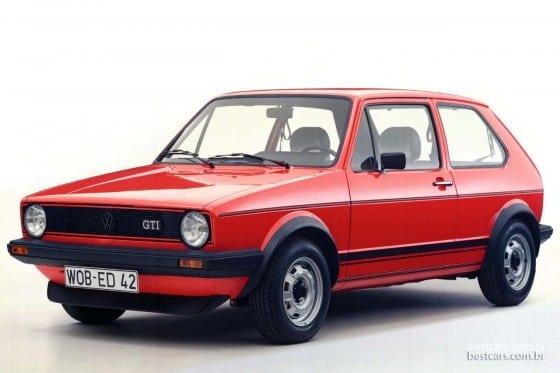 VW Golf GTI 1976