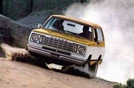 Dodge Ramcharger 1977