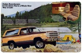 Dodge Ramcharger 1979