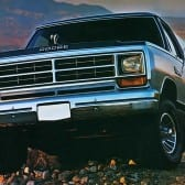 Dodge Ramcharger 1987