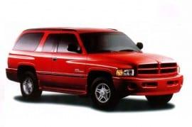 Dodge Ramcharger 2000