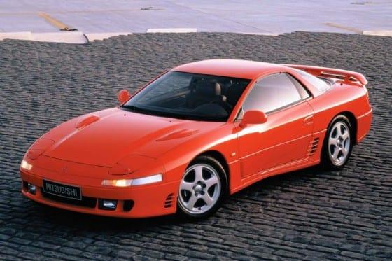 Mitsubishi 3000 GT 1990