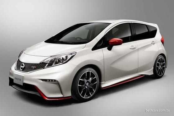 Nissan Note Nismo 01