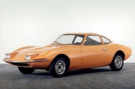 Opel Experimental GT 1965