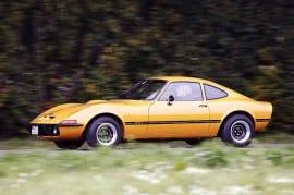 Opel GT-J 1971