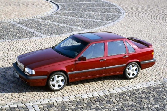Volvo 850 Turbo 1994