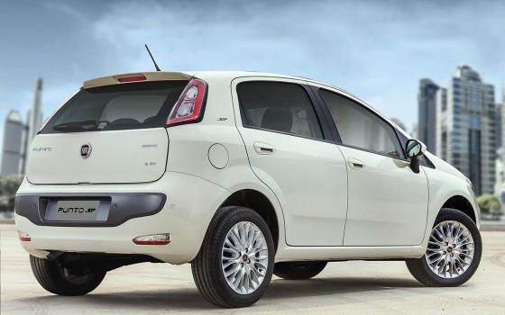 Fiat Punto SP 02