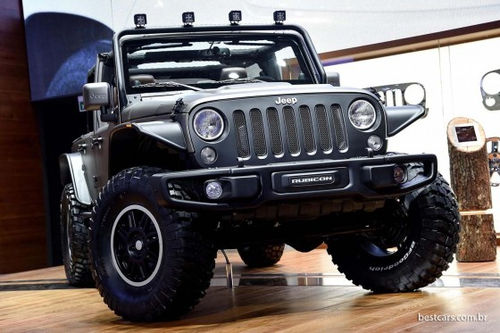 Jeep Wrangler Unlimited Rubicon Stealth 01