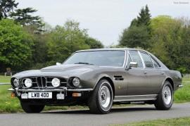 Aston Martin Lagonda V8 1974