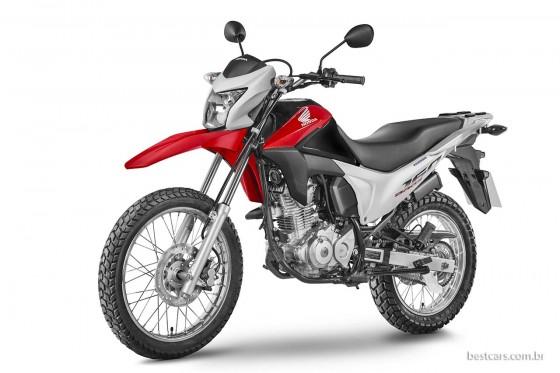 Honda NXR 160 Bros 01