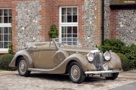Lagonda V12 Rapide 1938