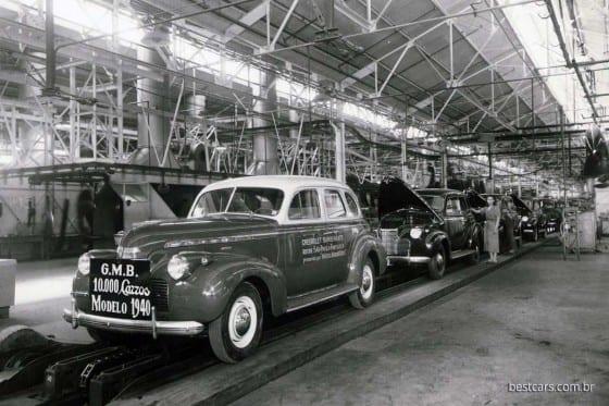 GMB - 90 anos - 1940