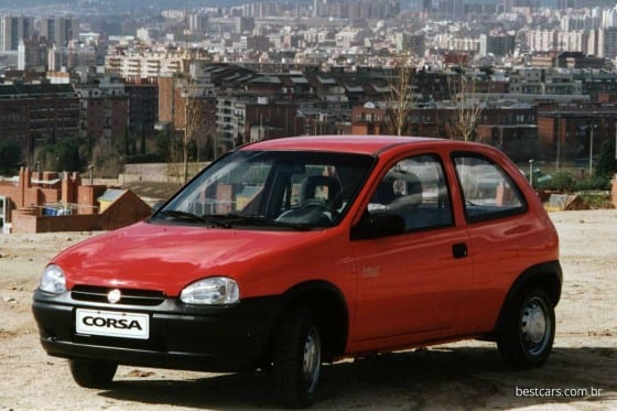 GMB - 90 anos - Corsa 1994