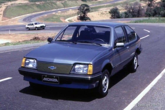 GMB - 90 anos - Monza 1983