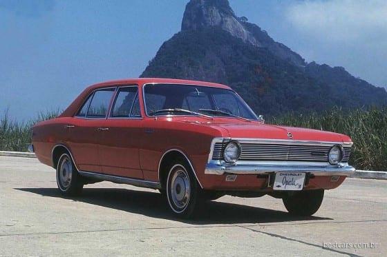 GMB - 90 anos - Opala 1969